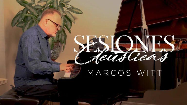 Sesiones Acústicas con Marcos Witt
