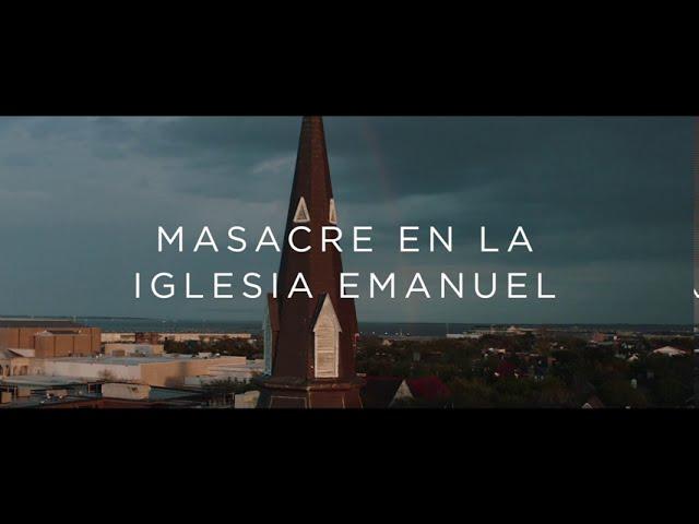 Masacre en la iglesia Emanuel