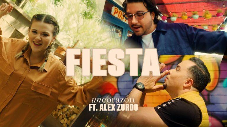 Fiesta Ft. Alex Zurdo (Videoclip Oficial)